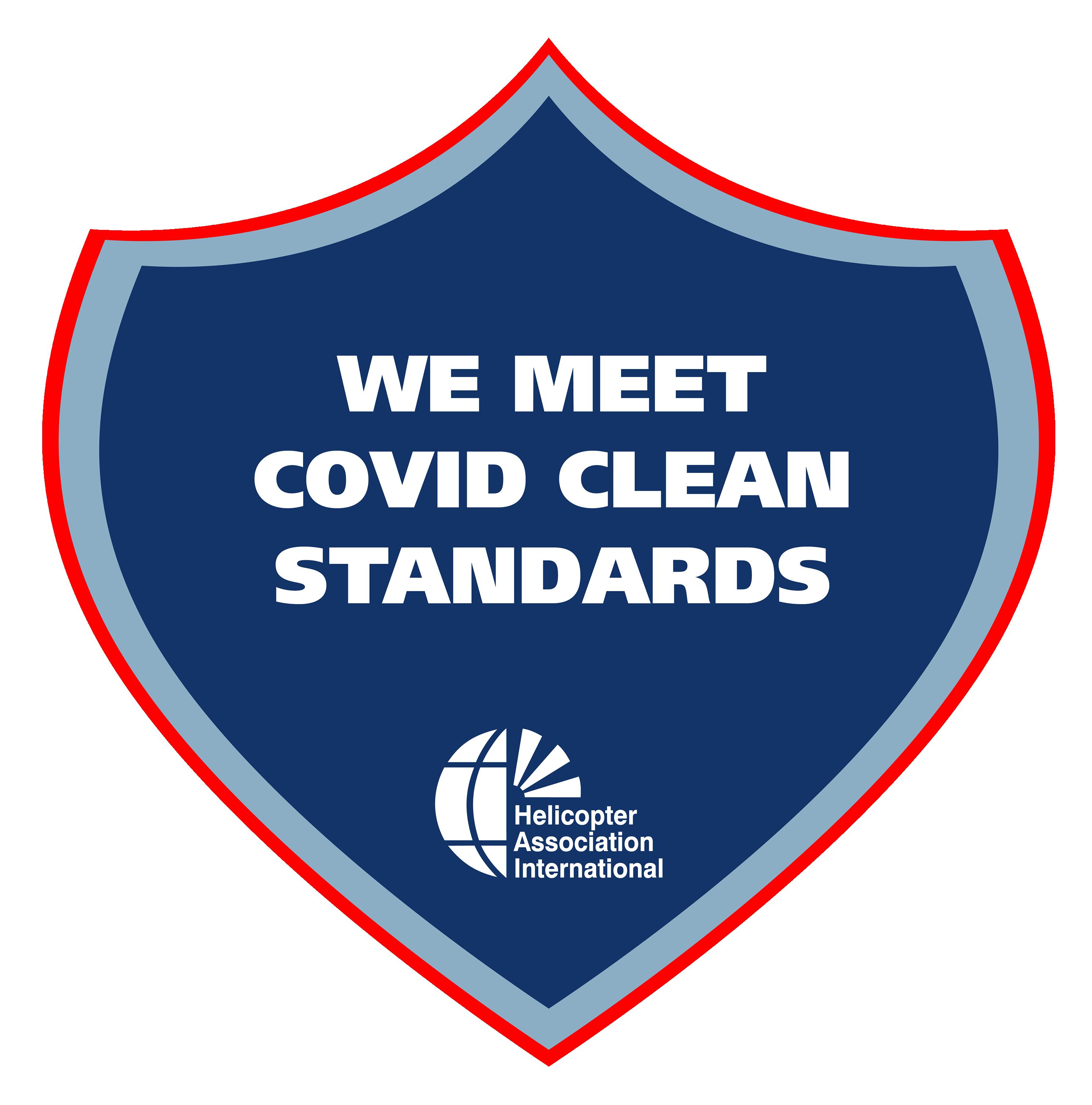 covid pledge logo