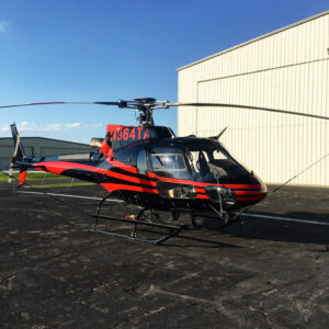 AS350 H125 helicopter